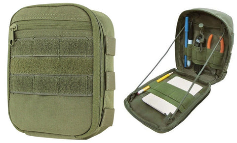 Condor Outdoor Olive Drab Green Sidekick Utility Pouch Tactical MOLLE Pouches