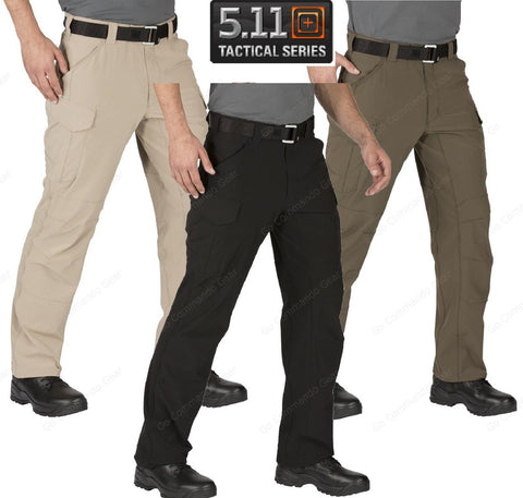 5.11 Tactical Mens Traverse Cargo Pant 2.0 - Lightweight Field Duty Work Pants