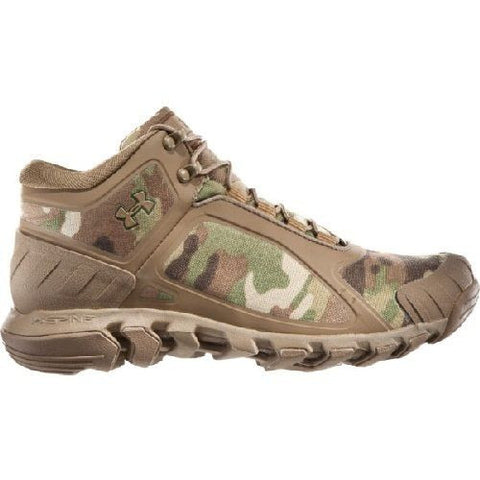 Under Armour Men's MultiCam Mid GTX Tactical Boot - All-Terrain Lightweight Boot