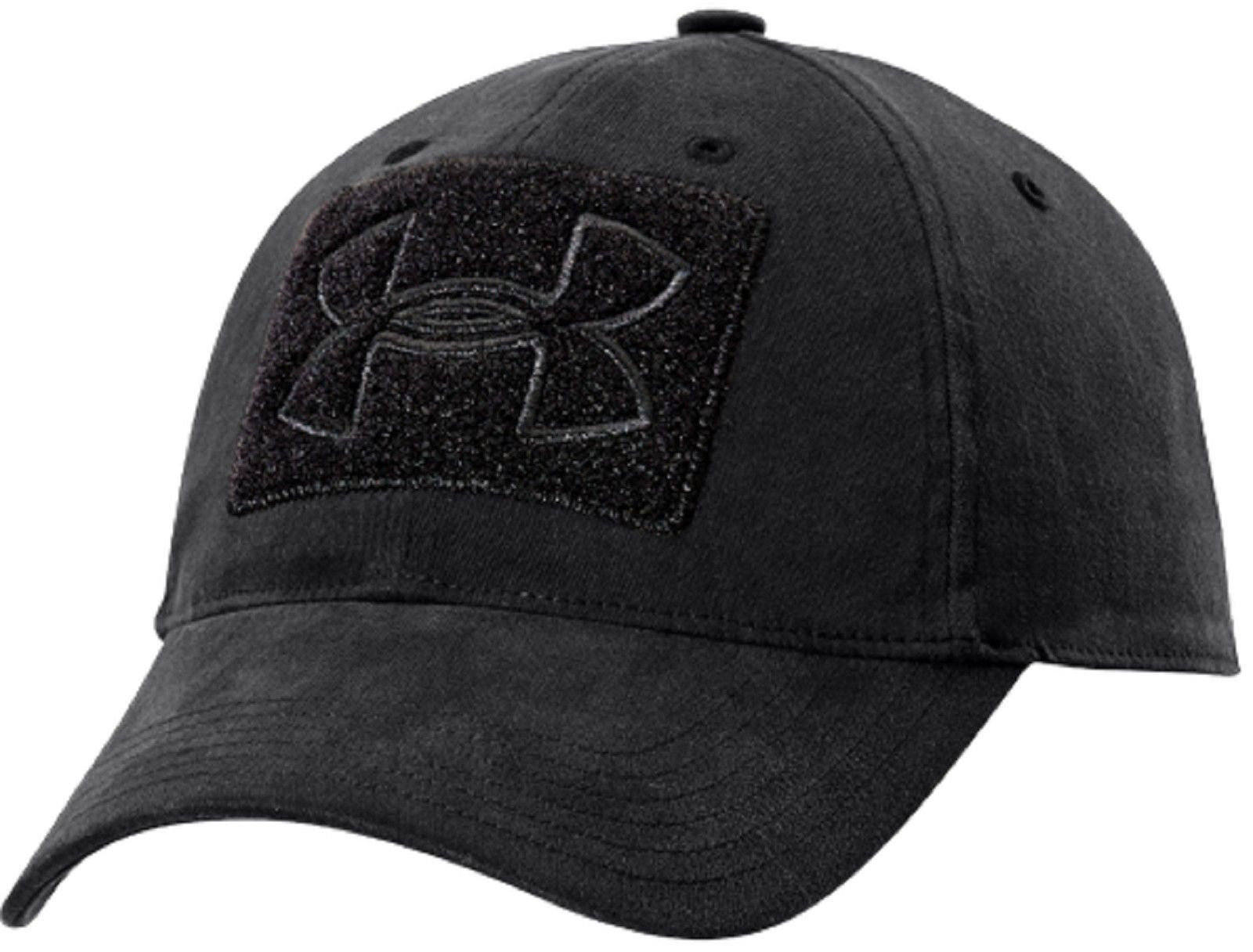Under Armour Tactical Patch Cap - UA Black or Coyote Brown