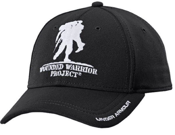 Under Armour Wounded Warrior Project Baseball Hat Ua Men