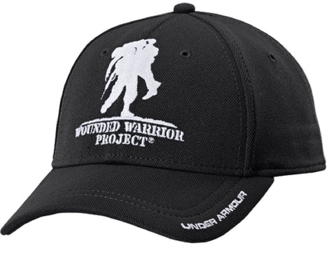 1159bc9468235 Under Armour Wounded Warrior Project Baseball Hat - UA Men s WWP Adjus –  Grunt Force