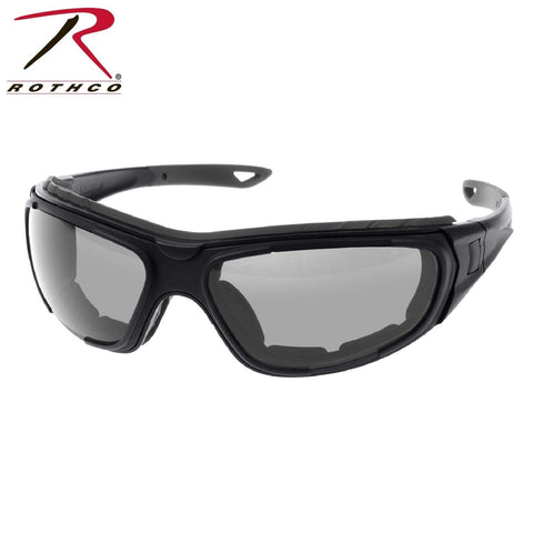 Rothco Interchangeable Optical System - UV400 Protection Sunglasses/Goggles