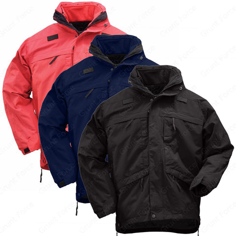 5.11 Tactical 3-In-1 Parka - All Season Performance Jacket