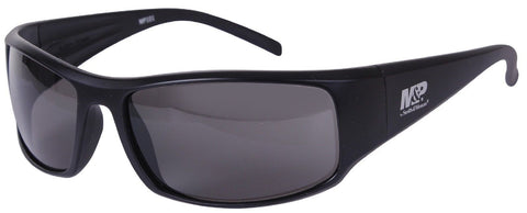 cce2027c467 Smith   Wesson MP101 Black Performance Eyewear Protection Glasses w  Smoke  Lens