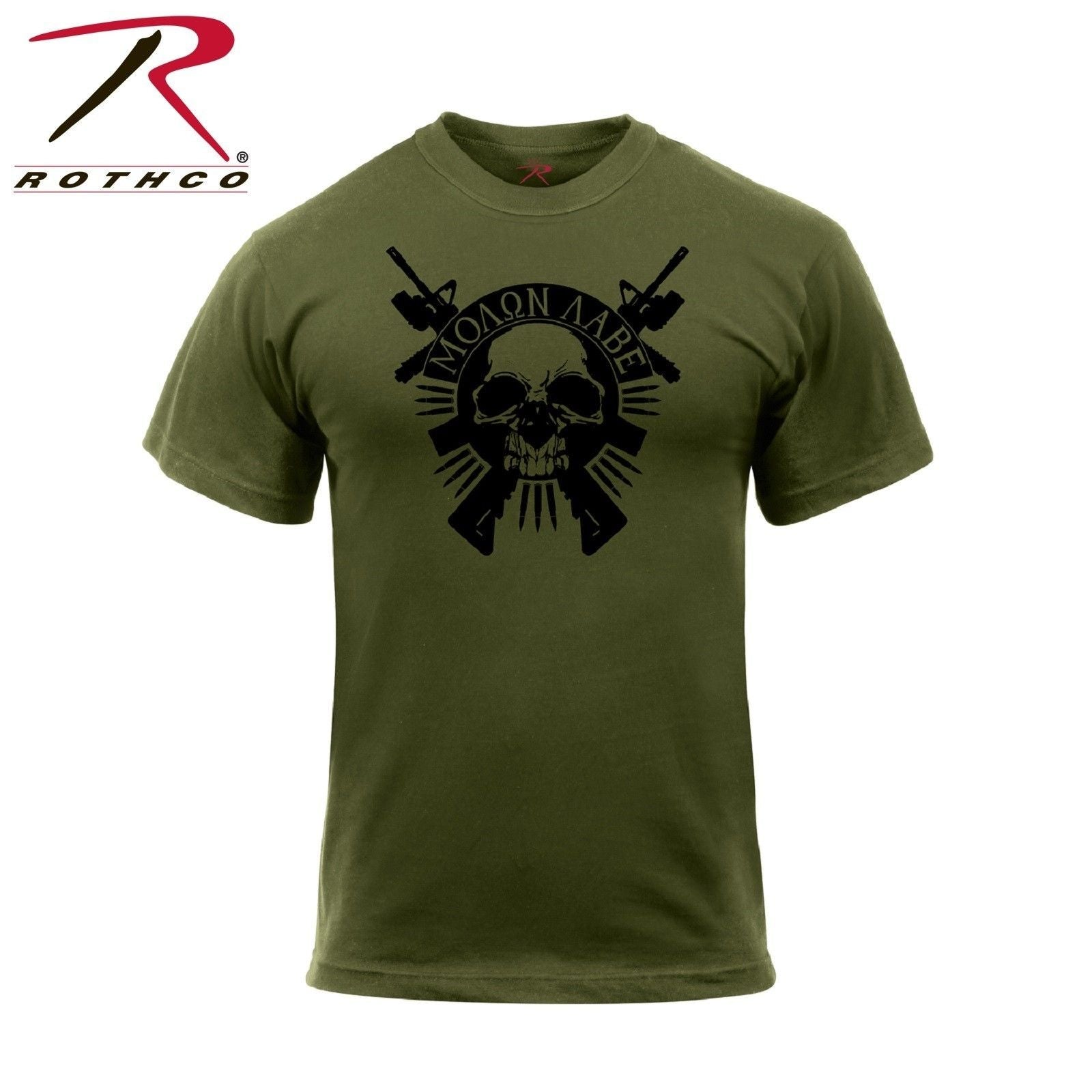 e5b6a5d1d ... Graphic Military Style Athletic Tee. Zoom. Move your mouse over image  or click to enlarge