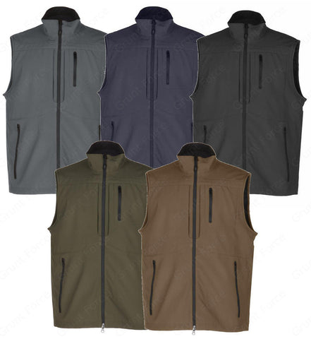 5.11 Tactical Covert Vest - Men's Water Resistant Polyester Vest