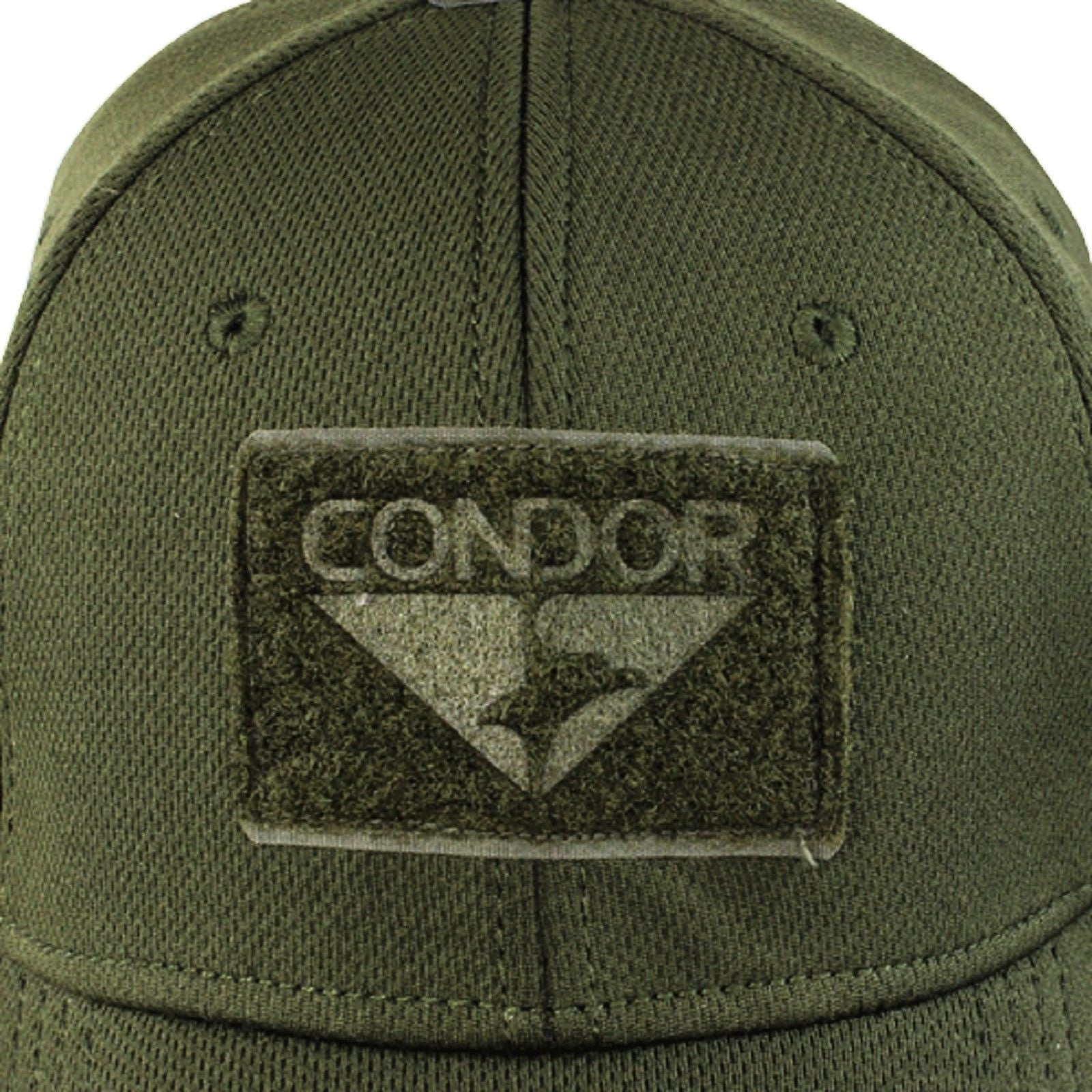 Men's Condor Flex Fitted Tactical Cap Baseball Hat & USA