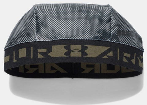 35ef99a3aab31 Under Armour CoolSwitch Camouflage Skull Cap Beanie - UA Helmet Liner  Skully Hat