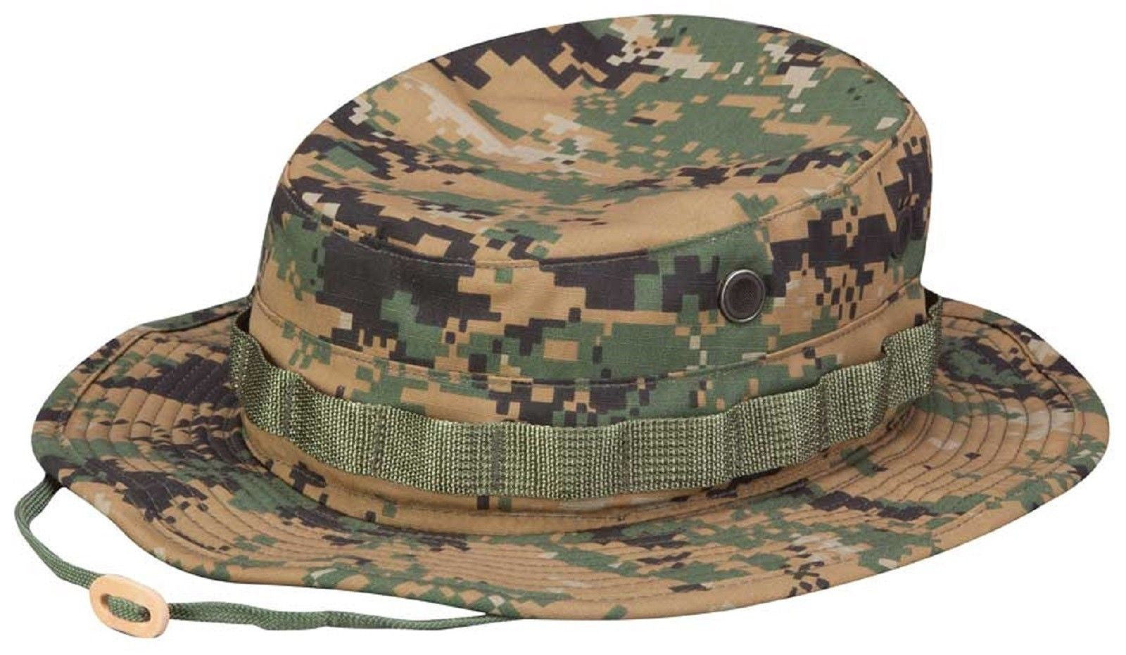 cb90906081c36 Propper® Mil-Spec Tactical Boonie Hat - Bucket Hat Jungle Cap ...