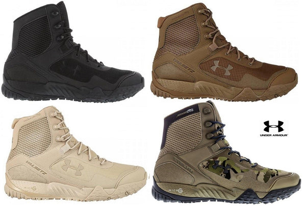 2eadb23dd80 Under Armour Valsetz RTS Tactical Boot - Men's UA All-Terrain Lightweight  Boots