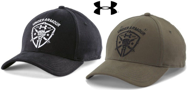 Under Armour Freedom Lightning Cap Ua Black Or Od