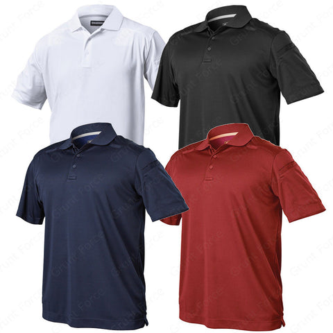 BLACKHAWK! Range Polo - Men's Tactical Short Sleeve Collared Shirt