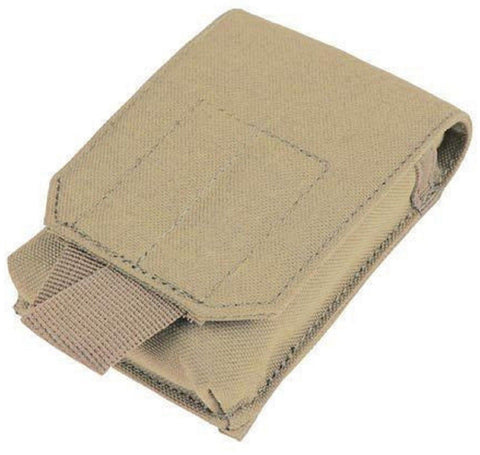 Condor Tan Smart Phone, Gadget & Device MOLLE Tech Sheath Holster Pouch MA73