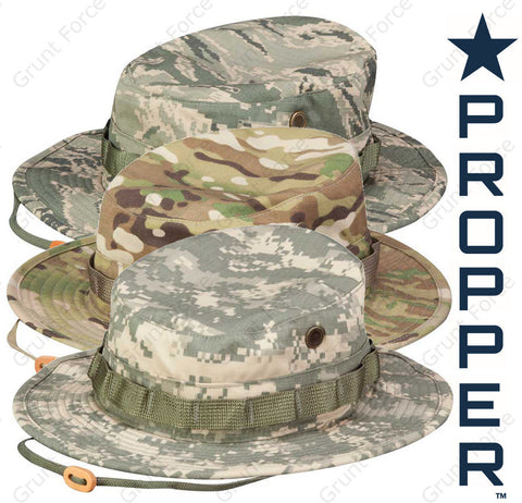 Propper® Boonie Hat Sewn To Mil-Spec - Sun Hat Jungle Cap Bucket Hat Fishing Hat