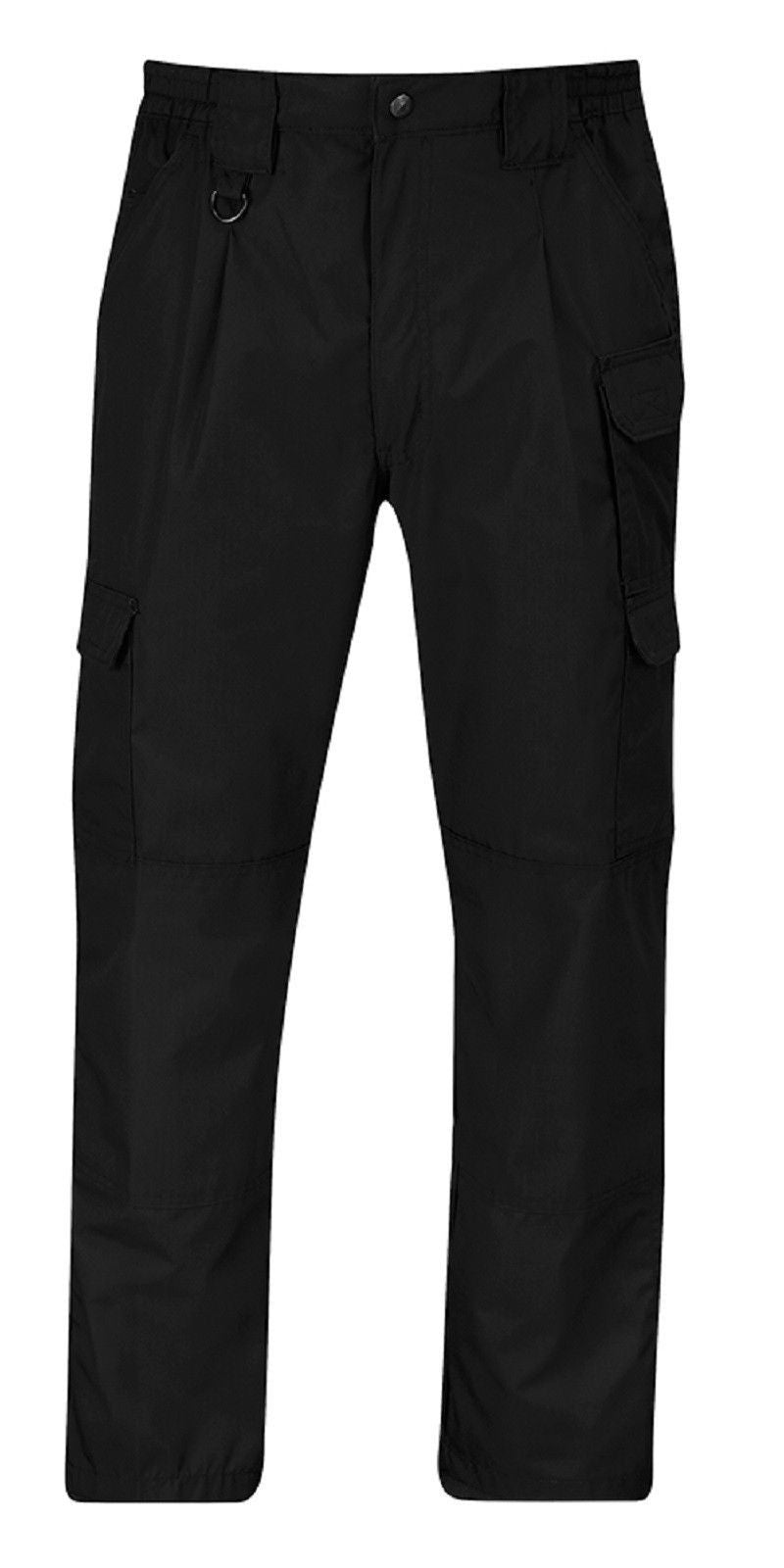 Propper Big and Tall Tactical Pant - Lightweight Ripstop Uniform Plus Sizes  Black ... 7ae8d7e769d