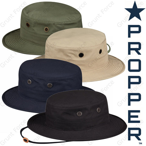 Propper® Tactical Boonie - Lightweight Ripstop Sun Hat Jungle Cap Fishing Hat