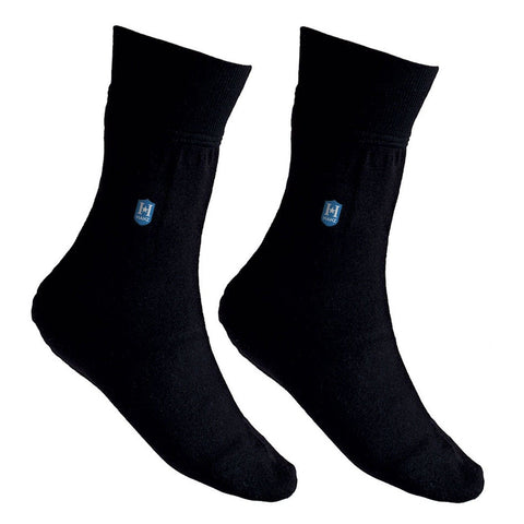 Polar Fleece Lined WATERPROOF Socks - Hanz Seal Skinz Chillblocker Winter Sock
