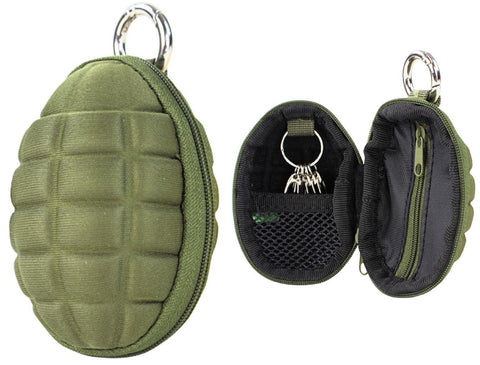 Condor Grenade Pouch - Compact Zippered Pocket Keychain Utility Pouches 221043
