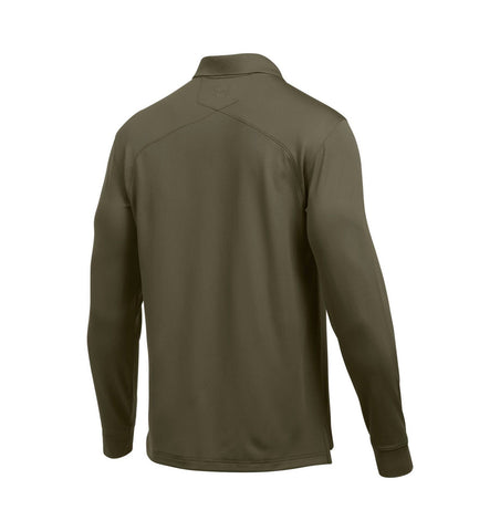 59b695248ea UA Tactical Performance Polo - Under Armour Men s Long Sleeve Tactical –  Grunt Force