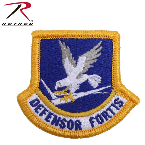 Rothco US Air Force Flash Patch - United States Air Force Defensor Fortis Patch
