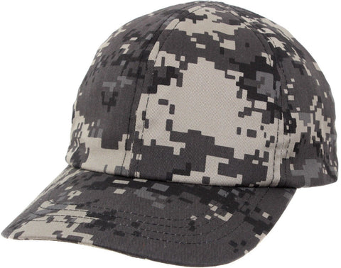 Kids Adjustable Camo Cap Boys City Urban Digital Cool Camouflage Baseball Hat