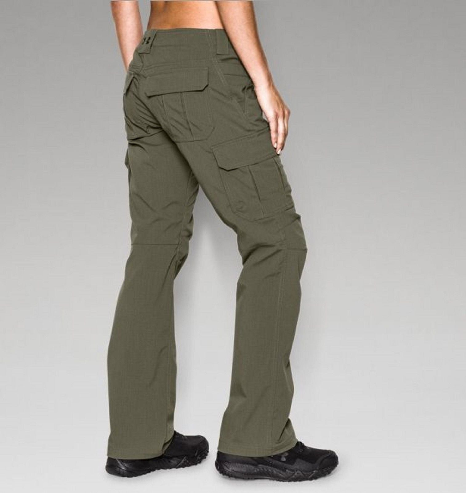 707eb89620 ... Under Armour Womens Tactical Patrol Pant - UA Loose-Fit Field Duty Cargo  Pants ...