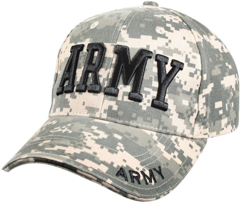 "ACU Digital ""Army"" - Deluxe Baseball Cap"