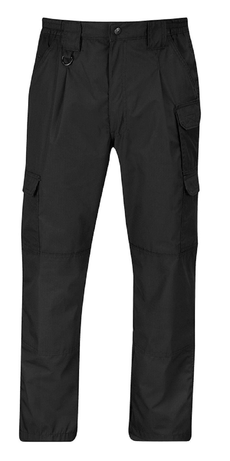 Propper Big and Tall Tactical Pant - Lightweight Ripstop Uniform Plus Sizes  Black Charcoal ... 0b1251d1206
