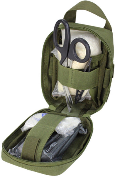 Condor Emt Rip Away Lite Pouch 7 Quot Compact Clam Shell
