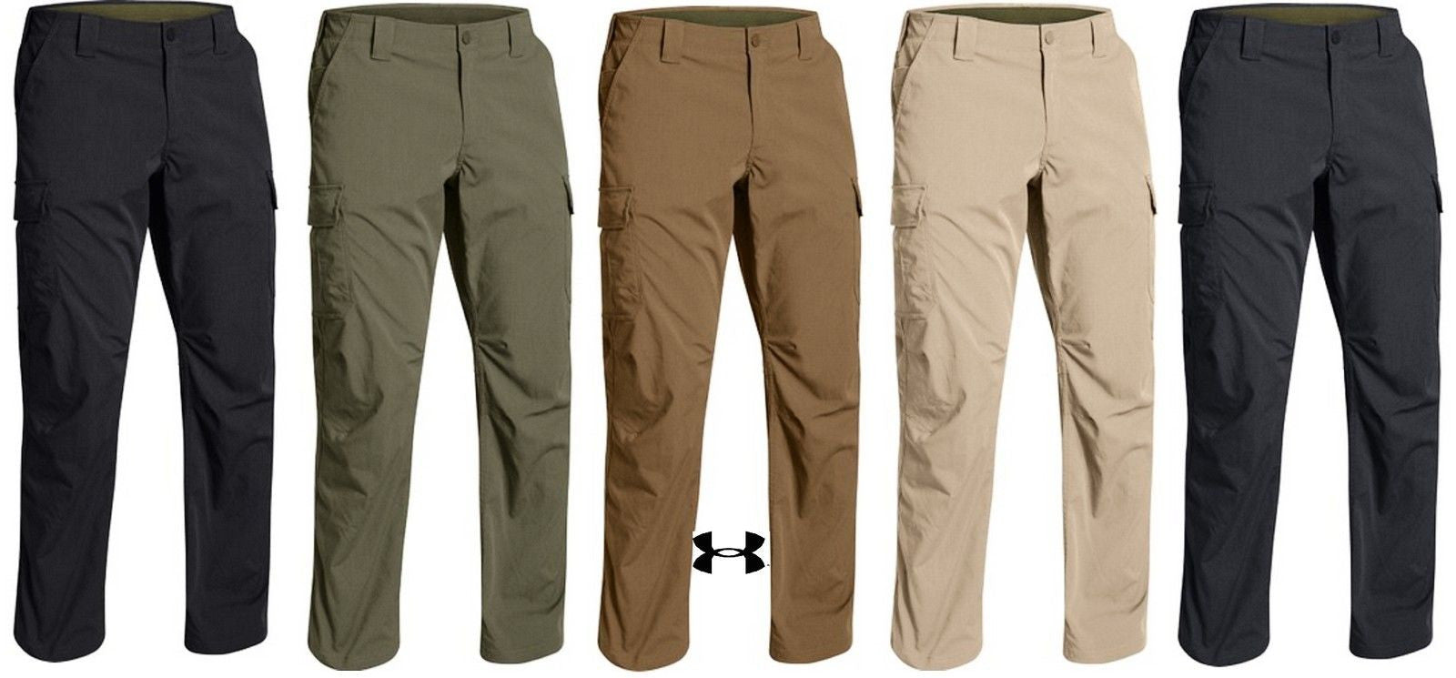 bf669b1442da8b Under Armour Tactical Patrol Pants II - Conceal Carry Field Duty Cargo Pants  ...