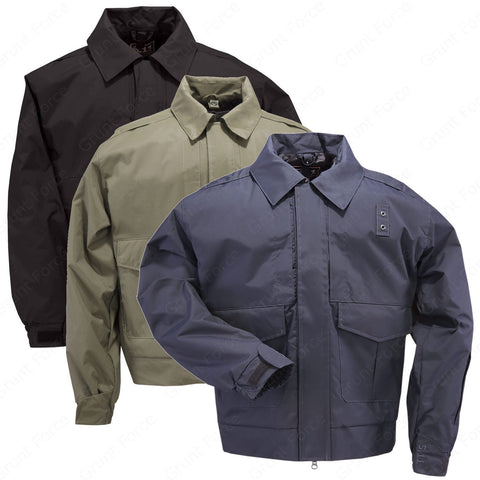 5.11 Tactical 4-In-1 Patrol Jacket - Men's All Season Jacket w/ Removable Liner