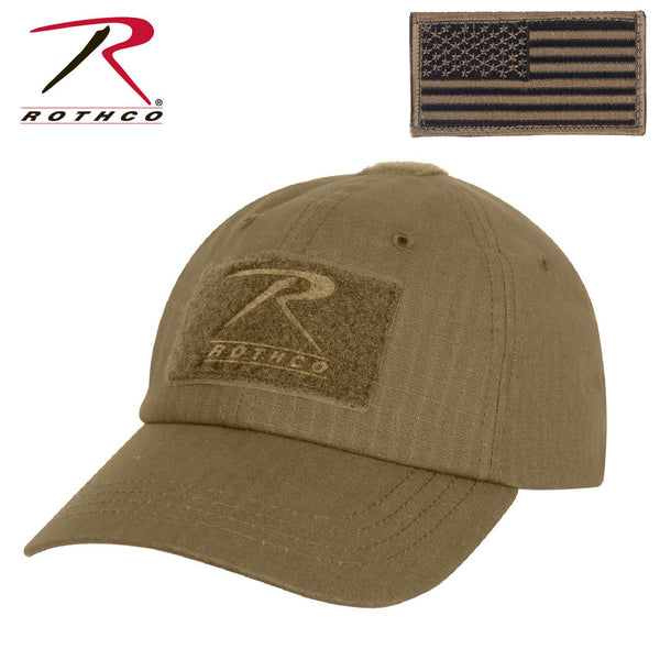Rip Stop Operator Tactical Cap - Military Style Baseball Hat w  U.S. P –  Grunt Force 64fc5943a6a8