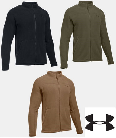 Under Armour Tactical Super Fleece Jacket - UA Mens Sherpa Superfleece Coat