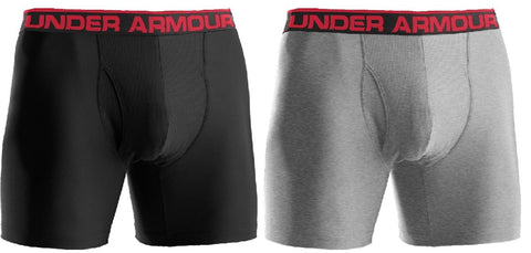 "Men's Under Armour Original 9"" BoxerJock Boxer Brief Underwear UA 1230365"