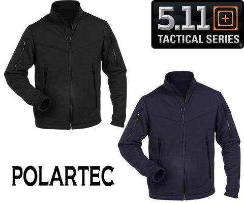 5.11 Tactical Fire Resistant FR Polartec® Fleece Jacket - NFPA & ASTM Compliant