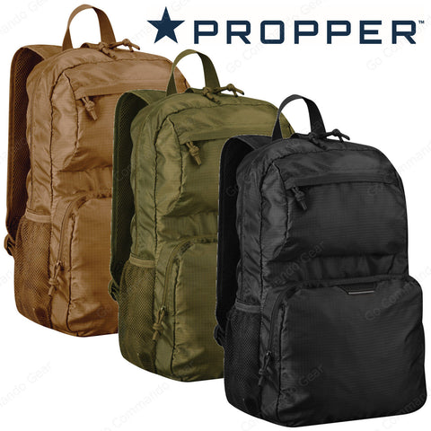 Propper Packable Backpack - Packs Into Its Own Pocket