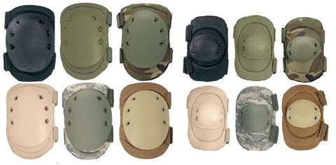 Rothco Protective Gear Tactical Knee Pads or Elbow Pads