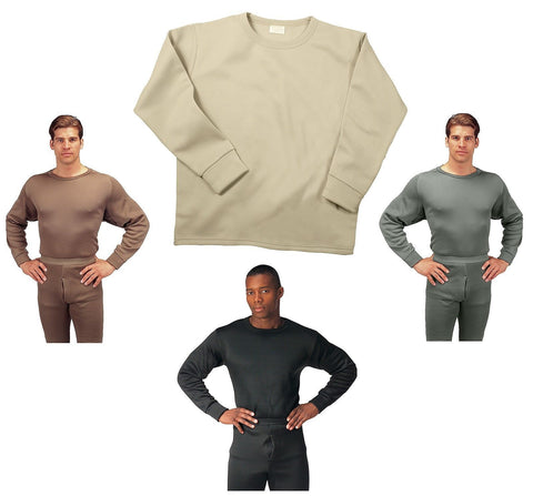 Extreme Cold Weather Underwear Long John Crew Neck ECWCS