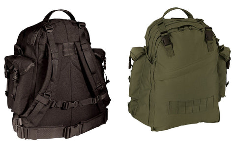 Special Forces Military Assault Pack - 20 inch Heavyweight Backpack Bag
