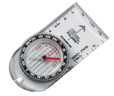 'Silva' Polaris 177 Compass -Official Boy Scout Compass-Accurate Navigation Tool