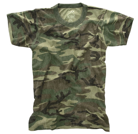 8fb01b5a Kids Camouflage Camo Army Military T-Shirts Tees Tee Shirts – Grunt Force