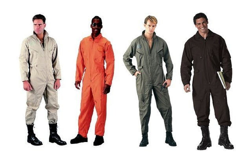 Air Force Style Flightsuit