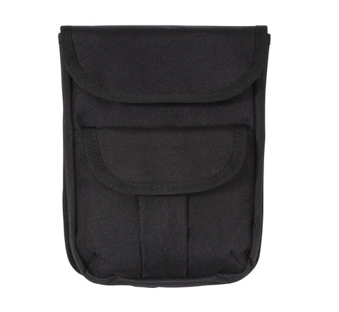 MOLLE Compatible 2- Pocket Ammo Pouch - Black