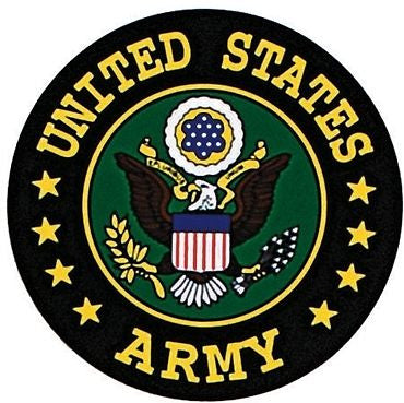U.S. Army Seal Window Decal