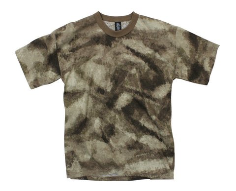 A-TACS Tactical T-Shirt - Short Sleeve - Made in the USA - Rothco