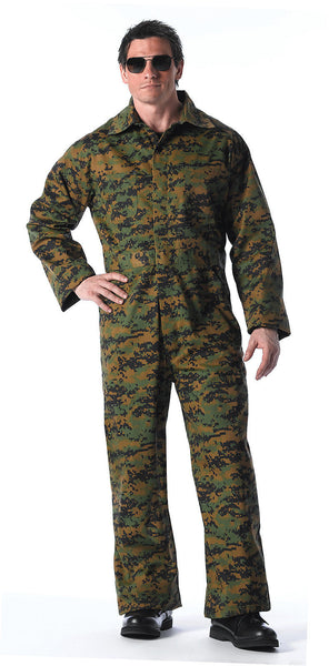 Military Unlined Coveralls Great For Paintball Or