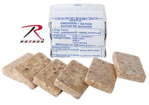 Datrex 2400 Calorie Emergengy Food Ration