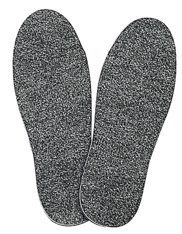 Heavyweight Shoe Insoles - Warm Comfortable Sneaker Boot Feet Cushion Foot Pad