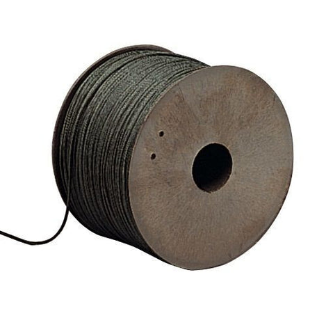 2100' Olive Drab Cord - Huge Spool Nylon Braided Utility Rope / Cord Multi Use